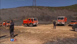 Hérault feux incendies pompiers