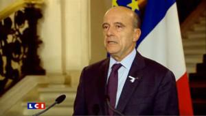 """Juppé sur la Syrie évoque l'idée de """"corridors humanitaires"""""""