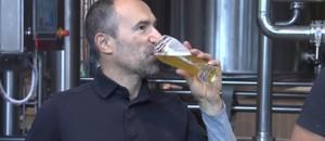 La meilleure bière au monde conçue ... au Mont-Blanc !