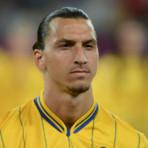 Le footballeur suédois Zlatan Ibrahimovic