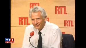 "Villepin: procès Clearstream en mai, ""c'est de bon augure"""