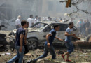 Au moins 27 personnes ont été tuées, dont plusieurs enfants, et 352 blessées vendredi dans un double attentat à la voiture piégée qui a secoué Tripoli.
