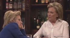 Hillary Clinton a fait le show lors de son passage dans Saturday Night Live.