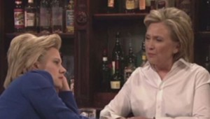 Hillary Clinton a fait le show lors de son passage dans Saturday Night Live.