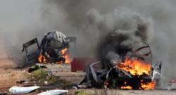 Liban : convoi israélien attaqué par le Hezbollah, 28/1/15