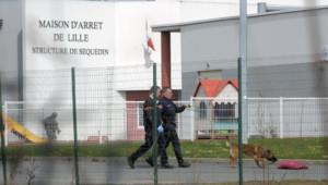 maison d'arrêt prison sequedin Nord évasion Redoine Faïd 13 avril 2013