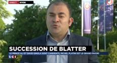 "Présidence de la Fifa : ""Michel Platini a le CV idéal"""