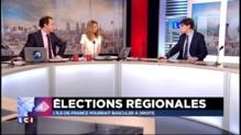 Régionales : en Ile-de-France, Pécresse l'emporterait de justesse en cas de triangulaire