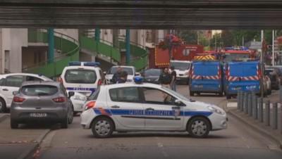 Rouen prise d'otages