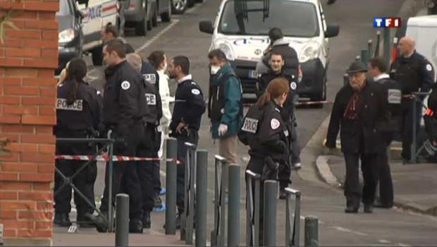 Tuerie devant une école juive de Toulouse