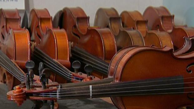 violon luthier