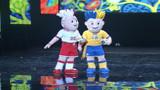 Voici la mascotte de l'Euro 2012