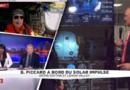 À bord de Solar Impulse II : l'intervention du pilote Bertrand Piccard sur LCI