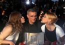 Abdellatif Kechiche, Palme d'or pour la Vie d'Adèle à Cannes, entouré d'Adèle Exarchopoulos et Léa Seydoux