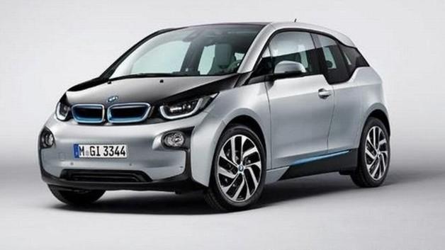 BMW i3, citadine électrique de 170 ch lancée en novembre 2013