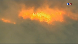 Le 20 heures du 1 juillet 2013 : Etats-Unis : 19 pompiers d�d�dans un incendie en Arizona - 1437.56