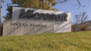 Microsoft licenciement etats-unis