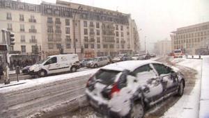 Neige à Paris (8 décembre 2010)