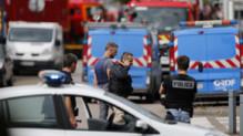 Saint-Etienne-du-Rouvray attaque Rouen Seine-Maritime police secours