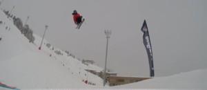 Tess Ledeux, le grand espoir du ski acrobatique français