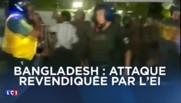 Bangladesh : L'Etat Islamique revendique l'attentat