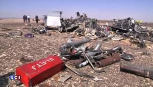 Crash dans le Sinaï : les enquêteurs à l'oeuvre, l'avion s'est disloqué en vol