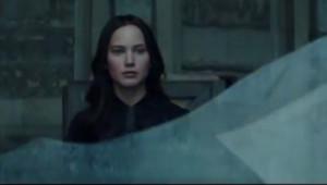 Image extraite de la deuxième bande annonce d'Hunger Games - La Révolte, partie 2.