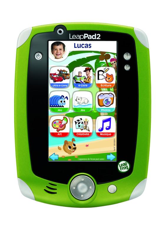 La tablette pour enfants LeapPad 2 de LeapFrog