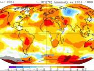 Le 20 heures du 20 octobre 2014 : M�o : septembre 2014, le plus chaud depuis 134 ans ! - 1442.06