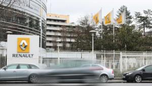Renault constructeur automobile