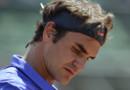 Roger Federer lors de son entrée dans le tournoi à Roland-Garros, le 24 mai 2015.