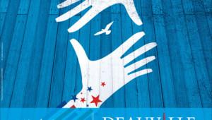 Affiche du Festival du cinéma américain de Deauville 2012
