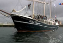 Brest 2012 : à bord du Pedro Doncker