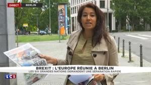 Brexit : ce qu'on dit du côté de la presse allemande ...