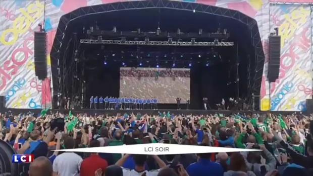 Euro 2016 : le retour triomphal de Will Grigg et des Nord-Irlandais à Belfast
