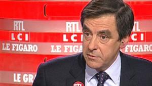François Fillon Grand Jury Premier ministre