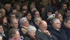 Hollande annonce l'entrée de quatre résistants au Panthéon en 2015