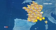 La météo du 30 mai : temps mitigé sur la façade ouest, grand soleil sur la côte méditerranéenne