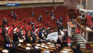 Mariage gay : une nuit de débats à l'Assemblée