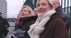 Marine Le Pen dans le Doubs.