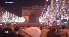 Paris en fête pour le Nouvel an