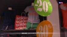 Soldes d'été : la déception des commerçants