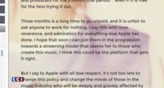 Taylor Swift vs Apple Music : la star américaine fait plier la marque en un tweet