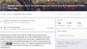 Attentats du 13 novembre : les cris de colère des Français de confession musulmane