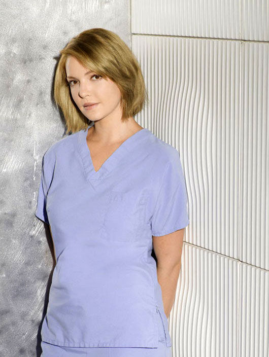 Grey's Anatomy, Katherine Heigl