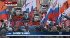 Le 13 heures du 1 mars 2015 : Russie: - 584.1