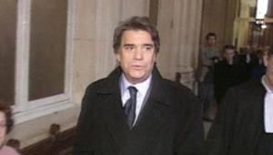 TF1/LCI : Bernard Tapie lors de son procès l'opposant au CDR dans l'affaire de la cession d'Adidas