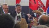 A Hénin-Beaumont, Mélenchon dénonce le FN et le libéralisme (vidéo)