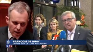 """François de Rugy d'EELV sur la Grèce : """"On est passé très près du ko"""""""