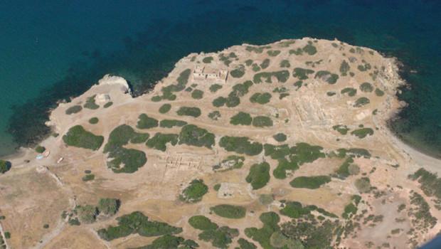 Itanos Crète